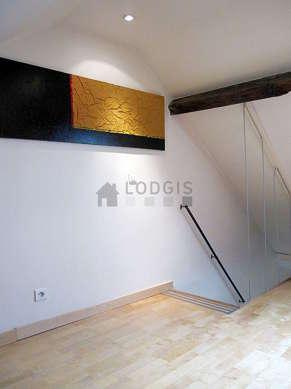 Chambre très calme pour 2 personnes équipée de 1 matelas de 160cm