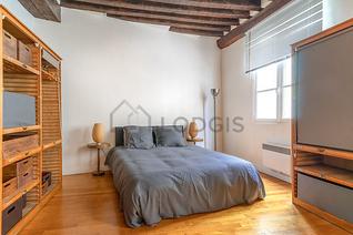 Appartamento Rue Saint-Martin Parigi 4°