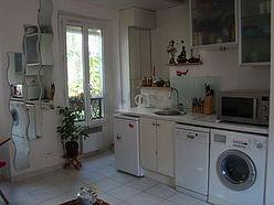 デュプレックス パリ 14区 - リビングルーム