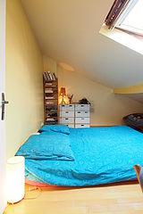 デュプレックス パリ 14区 - ベッドルーム