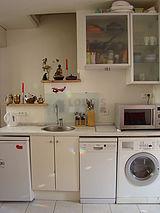 デュプレックス パリ 14区 - キッチン