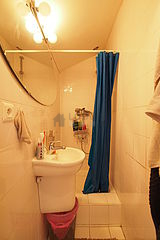 デュプレックス パリ 14区 - バスルーム