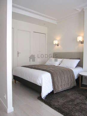 Appartement Paris 7° - Alcove