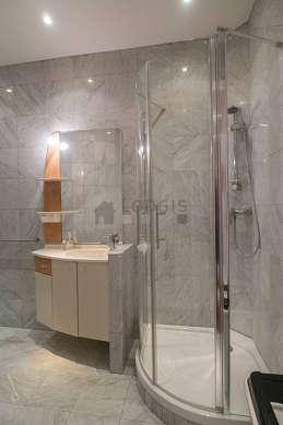 Appartement Paris 16° - Salle de bain 2