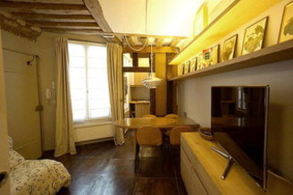 公寓 Rue Saint-Julien Le Pauvre 巴黎5区