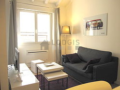 Apartment Paris 2° - Living room