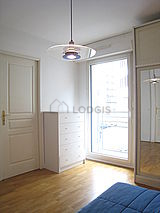 Appartement Paris 14° - Chambre