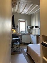 Wohnung Paris 5° - Wohnzimmer