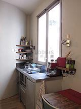 Apartment Paris 10° - Kitchen