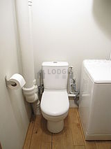 Apartment Paris 10° - Toilet
