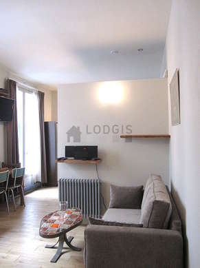 location studio meuble paris 10eme