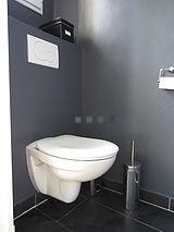 Wohnung Paris 9° - WC