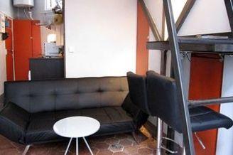 Квартира Rue Saint-Denis Париж 2°