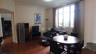 Appartement Square Mignot Paris 16°