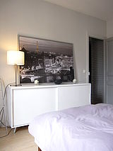 Apartment Val de marne est - Bedroom