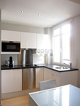 Apartment Val de marne est - Kitchen