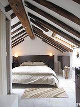 Apartment Paris 1° - Alcove