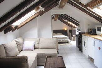 Studio avec alcôve Paris 1° Châtelet – Les Halles