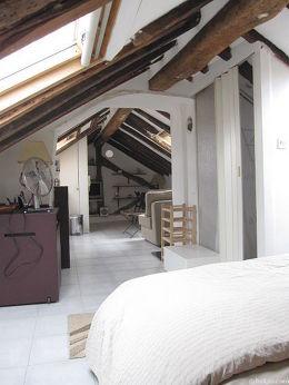 Appartement Paris 1° - Alcove