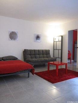 Magnifique séjour très calme et lumineux d'un appartement à Paris
