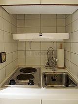 Albergo privato Parigi 16° - Cucina