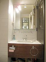 Hôtel particulier Paris 16° - Salle de bain