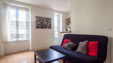 République 巴黎11区 1个房间 公寓
