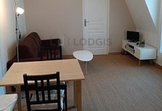 Appartement Avenue Gambetta Paris 20°