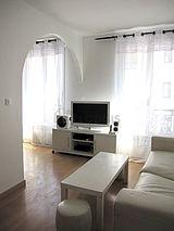 Apartment Paris 19° - Living room