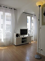 Appartement Paris 19° - Alcove