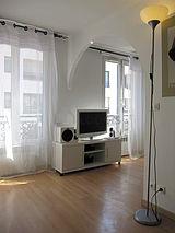 Appartement Paris 19° - Alcove