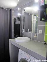 双层公寓 巴黎19区 - 浴室