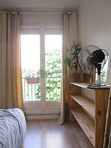 Appartement Paris 4° - Chambre 2