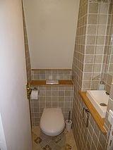 Дуплекс Париж 5° - Туалет