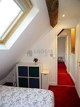 Duplex Paris 5° - Bedroom