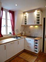Duplex Paris 5° - Küche