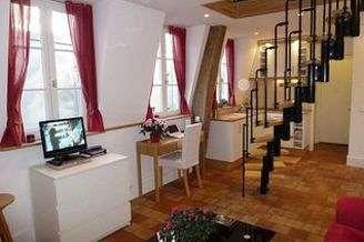 Quartier Latin – Panthéon Paris 5° 2 Schlafzimmer Duplex