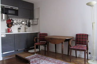 Père Lachaise Paris 20° 1 bedroom Apartment