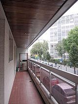 Apartamento París 13° - Terraza