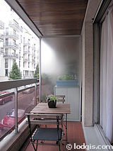 Appartement Paris 13° - Terrasse