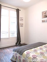 アパルトマン Val de marne est - ベッドルーム