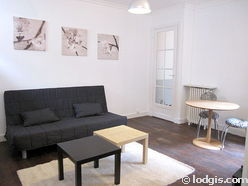 Apartment Val de marne est - Living room