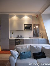 公寓 巴黎12区 - 廚房