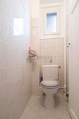 Apartamento Paris 16° - Sanitários  2