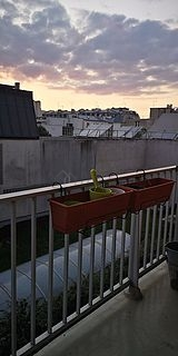 Appartement Paris 18° - Terrasse
