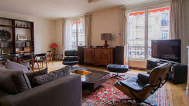 Invalides Paris 7° 2 bedroom Apartment