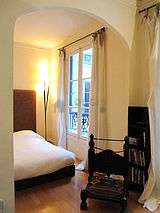 Appartement Paris 6° - Alcove