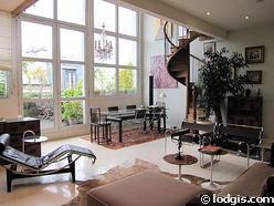 Appartamento Parigi 19° - Soggiorno
