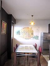 Appartement Paris 10° - Cuisine