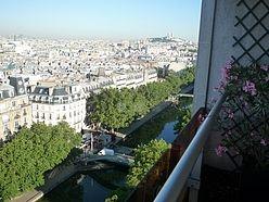 Appartement Paris 10° - Terrasse